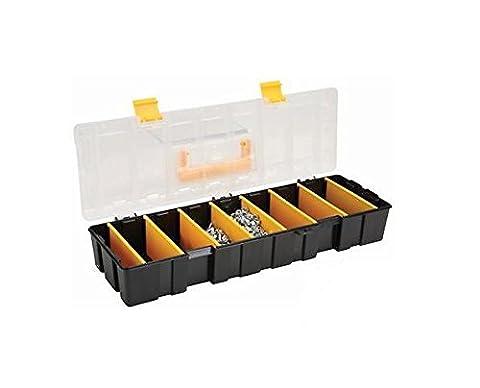 7 Bin ABS Custom Portable Parts Storage Case Tool Shop Mechanic Organize (Iphone 5 Cases Spike)