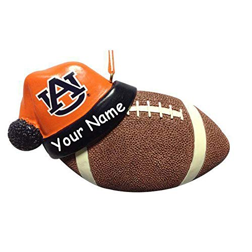 Season's Designs Personalized Auburn University Auburn Tigers ()