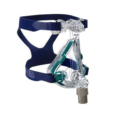 Airway Management Positive Pressure Full Face Cpap Mask size Large 61203 - Retail Res Med Air Fit