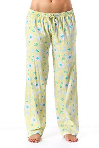 Just Love 6324-10061-S Women Pajama Pants/Sleepwear, Celestial Glow, Small by Just Love