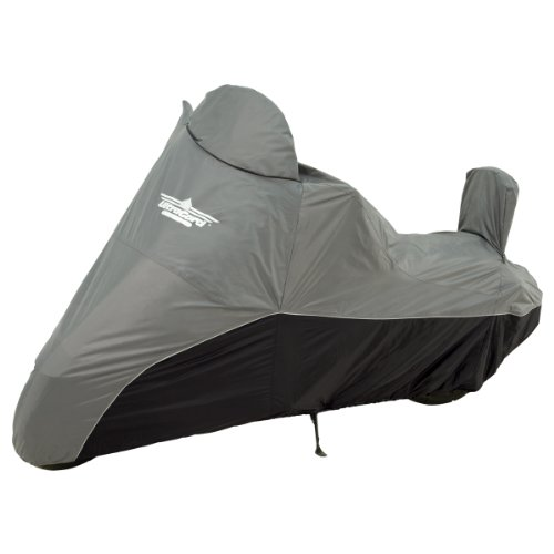 UltraGard 4-459CB Charcoal/Black Cruiser Motorcycle Cover ()