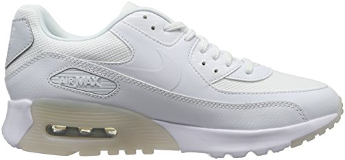 Nike de pure Platinum Entrainement Essential Running 90 Blanco White Femme Blanco W Air White Chaussures Max Ultra r01rSp