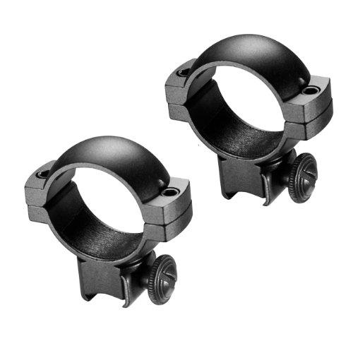 BARSKA Standard Dovetail Riflescope Rings, (Standard Dovetail Rings)