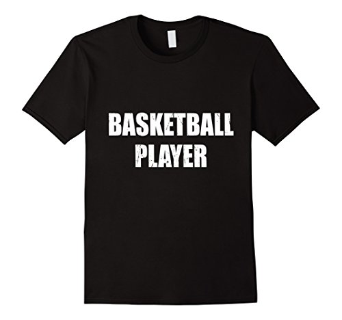 Mens Basketball Player Halloween Costume Party Cute Funny shirt Small Black