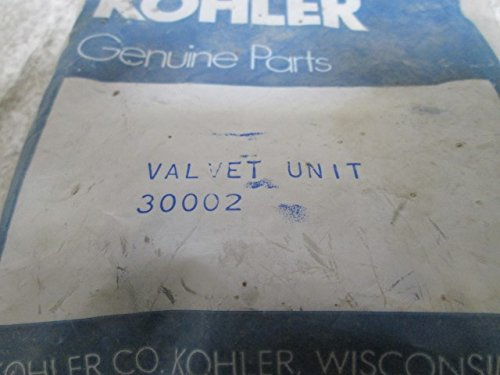 KOHLER CO KO.30002 Valvet Unit Kohler by Kohler