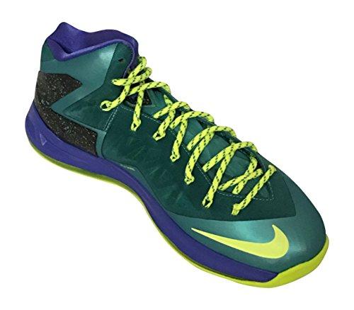 Nike Lebron X Ps Elite Sport Turchese Scarpe Da Basket Uomo 11
