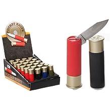 1 X Shotgun Shell Pocket Knife 2.5 Inches