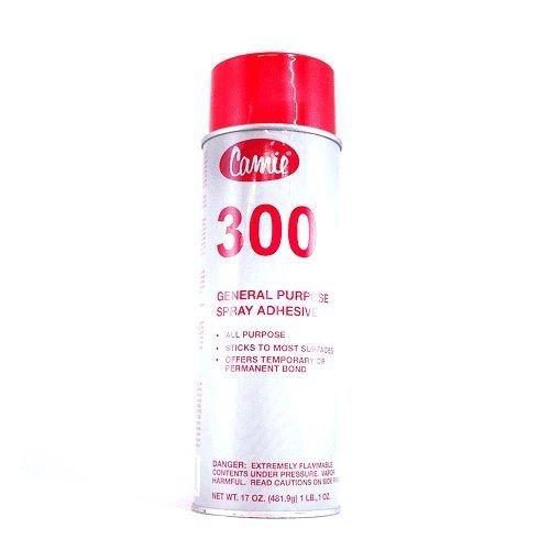 General Purpose Spray Adhesive (Camie 300 General Purpose Spray Adhesive)