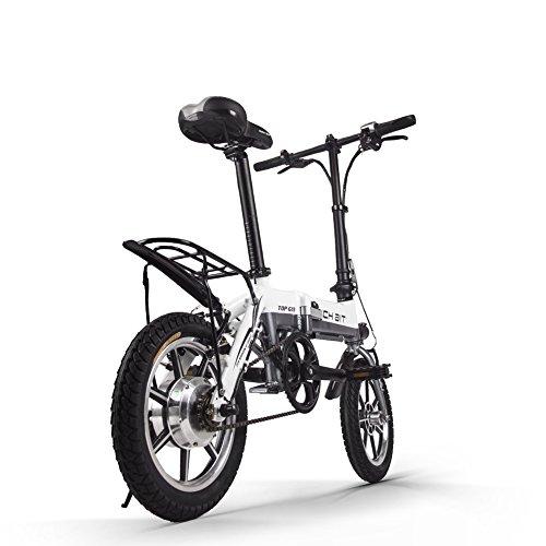 4feba502cb363 RICH BIT RT-618 250W 36V 10.2Ah Ville Vélo électrique pliant Mini e vélo  VTT ...