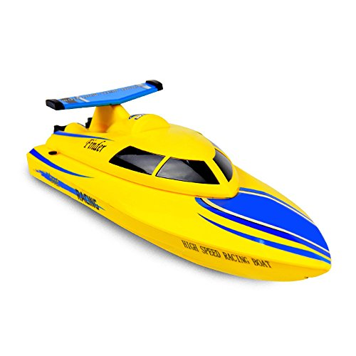 ASGO Stiti EC-S001 RC Boat 4 Channel 2.4GHz High Speed Charging Remote Control Boat from ASGO