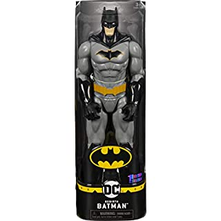 Batman 12-inch Rebirth Action Figure, for Kids Aged 3 and up