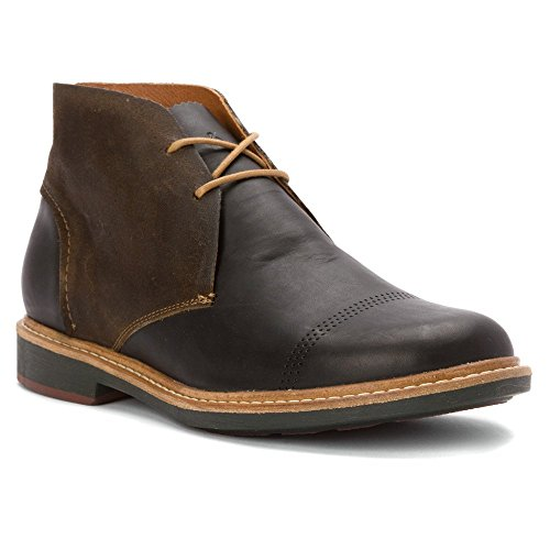 Olukai Pahoa Shoe nbsp;– nbsp;uomo Black seal Brown