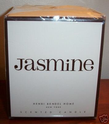 Henri Bendel JASMINE Scented Candle in Glass ()