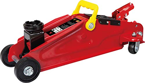 Petex 44750012 Trolley Jack 2 Tonnes Red