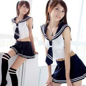 制服 セーラー服 ミニスカ プリーツスカート ネクタイ ワンピース コスプレ レディース 女子高校生 ツーピース 余興やパーティーに