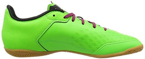 adidas Ace 16.3 Court, Zapatillas para Hombre Verde (Versol / Negbas / Rosimp)