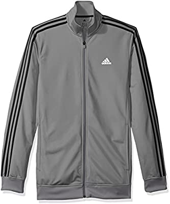 adidas Mens Athletics Essential Track Jacket (Extended Sizes ...