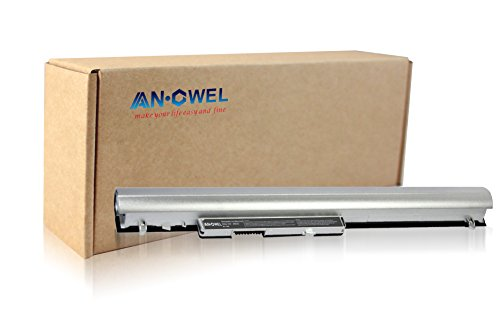 AN·GWEL®14.8V 2600MAH Replacement Battery for HP LA04,Comp