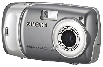 amazon canada samsung digimax a402 4mp digital camera with 4x rh amazon ca Samsung Digimax S600 Samsung Camera Phone