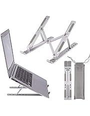 Laptopstativ, 6, datortillbehör cykel hjulhållare platsbesparande vagn laptopstativ, 6 nivåer av höjd cykel transportmontering cykel transportfäste för skrivbord, Niversal