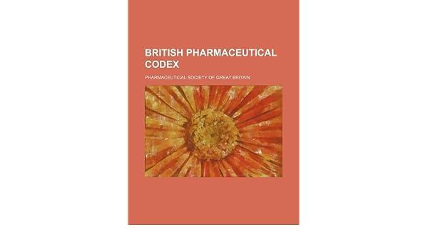 British Pharmaceutical Codex Pdf