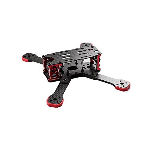 KINGDUO Transtec Freiheit 215Mm 215Mm 215Mm 4Mm 3K Carbon Fiber FPV Racing Rahmen Kit Für Rc-Drohne Multirotor 538d50