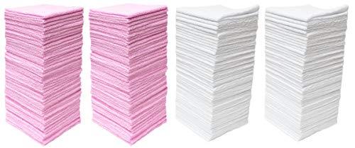 Pull N Wipe 79136 Microfiber Washcloths, 12