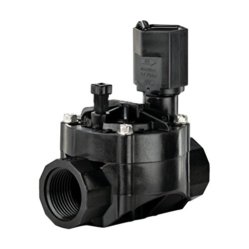 Rainbird HV NPT Non-Flow Control Valve, 1'' by Rain Bird