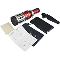 Apexel Phone Camera Lens 50x Optical Zoom Metal Telescope/Telephoto with Tripod + Back Case for Samsung Galaxy Note 4 N910