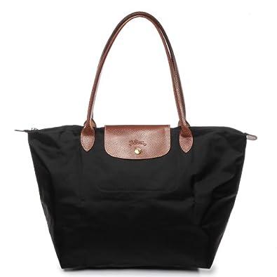 Longchamp Women's Le Pliage Large Tote Bag Noir