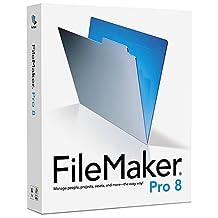 Filemaker Pro 8 5u Pack Retail
