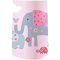 Angelcare Housse Décorative pour poubelle à couches Dress Up Eléphant
