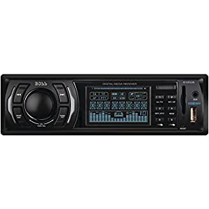 BOSS AUDIO 612UA Single-DIN MECH-LESS  Receiver