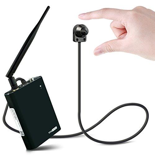 Titathink Wireless Peephole Security TT520PW PRO