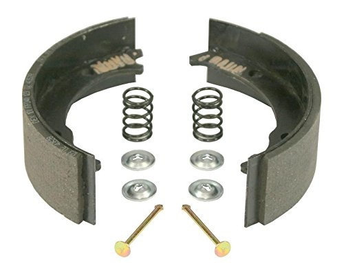 Dexter Replacement Brake Shoes (K71-466-00) For 7'' x 1-3/4'' Hydraulic Trailer Brakes