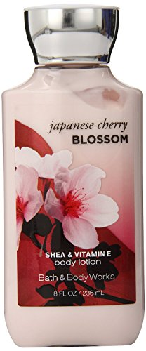 Bath & Body Works Signature Collection Fragrance Lotion 8 Fl Oz (Japanese (Cherry Blossom Hand Lotion)