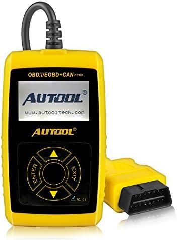 AUTOOL Universal Scanner Diagnostic Emission product image