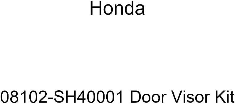 Honda Genuine 08102-SH40001 Door Visor Kit