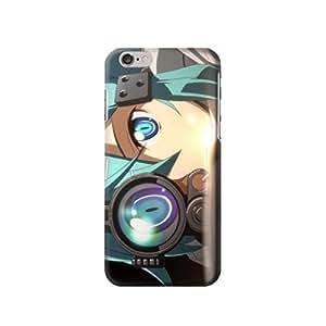 "Sword Art Online Gun Gale Online Sniper Sinon Asada Shino 5.5 inches iPhone 6 Plus Case,fashion design image custom iPhone 6 Plus 5.5 inches case,durable iPhone 6 Plus hard 3D case cover for iPhone 6 Plus 5.5"", iPhone 6 Plus Full Wrap Case"