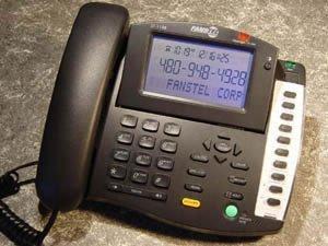 Fanstel FAN-ST118B Big Screen Caller ID Phone