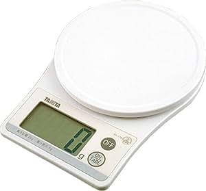 TANITA digital cooking scale white KD-176-WH (japan import)