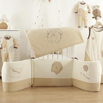 promo tour de lit bébé PROMO Tour de lit Visuel Edmond le Hérisson Tailles Tours de lit  promo tour de lit bébé