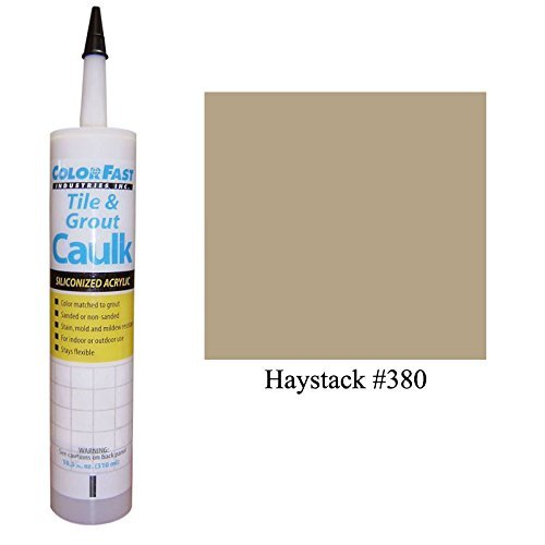 ched to Custom Building Products (Haystack Sanded) (Exterior Tube)