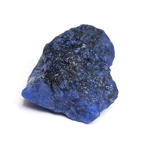 Uncut Natural - Rare Raw Blue Sapphire 189.00 Ct Uncut Rough Sapphire Natural Raw Sapphire Healing Crystal Loose Gem