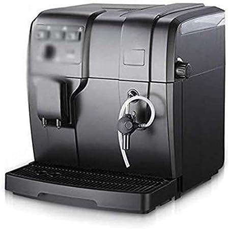 Dsnmm Cafetera Italiana Cafetera Inicio automático Inteligente Pequeño Espuma de Leche del Grano de café de la máquina: Amazon.es: Hogar