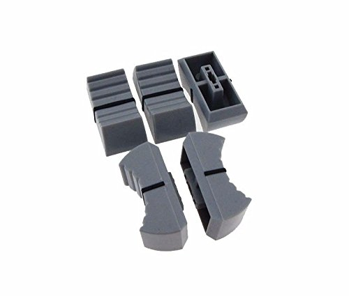 ft Slide Pot Potentiometer 23x11mm - Grey - Pack of 5 ()