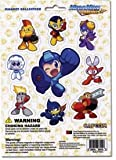 Great Eastern Megaman Powered Up Magnet Collection