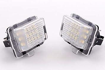 Led Kennzeichenbeleuchtung Canbus Module Mit E Zulassung V 030203 Auto