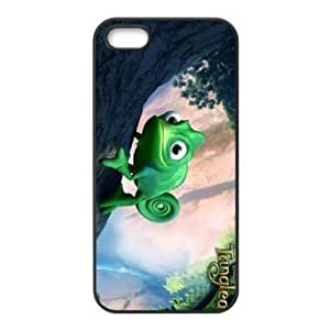 Tangled Hard Plastic Back Case Cover for Apple iPhone 5 5S-TOC-8