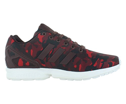 Flux Weave Adidas Sneakers ZX Black Burgundy U1xFwH5q